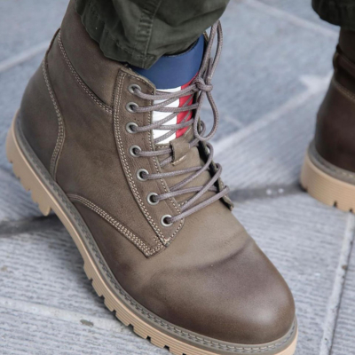 Boots TREKKERS Tommy Hilfiger